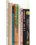 10 db vegyes ifjúsági regény