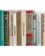 10 db vegyes külföldi regény