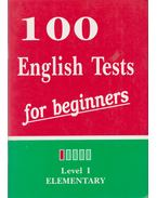 100 English Tests for Beginners