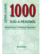 1000 szó a pénzről