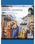HARMINC EZÜSTPÉNZ -MP3- HANGOS REGÉNY - CD -