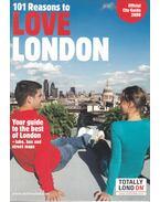 101 Reasons to Love London