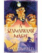 A Szamarkandi mágus - KEMÉNY BORÍTÓS
