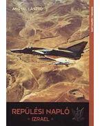 REPÜLÉSI NAPLÓ - IZRAEL