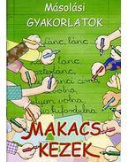 MÁSOLÁSI GYAKORLATOK-MAKACS KEZEK DI-070040