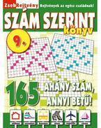 ZsebRejtvény SZÁM SZERINT Könyv 9.