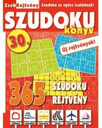 ZsebRejtvény SZUDOKU Könyv 30.