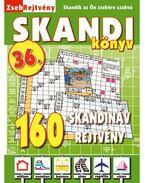 ZsebRejtvény SKANDI Könyv 36.