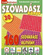 ZsebRejtvény SZÓVADÁSZ Könyv 30.
