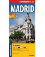 Madrid Comfort térkép (Expressmap)