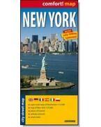 New York Comfort térkép (Expressmap)