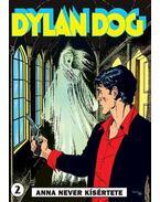 Dylan Dog  Anna Never kísértete