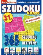 ZsebRejtvény SZUDOKU Könyv 31.