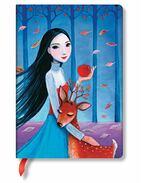 Paperblanks Butikkönyv Mila Marquis Sweet Compassion MIDI PB3319-6