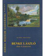 Benke László élete és festészete
