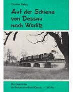 Auf der Schiene von Dessau nach Wörlitz