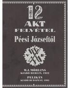 12 akt felvétel Pécsi Józseftől