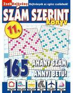 ZsebRejtvény SZÁM SZERINT Könyv 11.