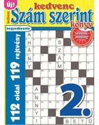 Kedvenc Szám Szerint Könyv 2.