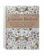 Johanna Basford - Határidőnapló 2016. szeptember - 2017. december