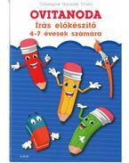 Ovitanoda - Írás előkészítő 4-7 évesek számára - Diószeginé Nanszák Tímea