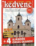 Kedvenc Kalendárium 2016/4.