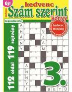 Kedvenc Szám Szerint Könyv 3.