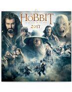 PG Hobbit, grid calendar 2017, 30 x 30 cm