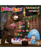Mása és a Medve - Karácsonyi ramazuri