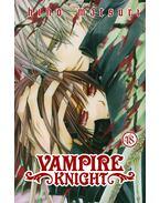 Vampire Knight 18.