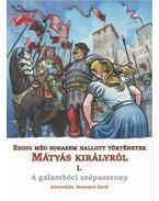 Eddig még sohasem hallott történetek Mátyás királyról I. - A galambóci szépasszony