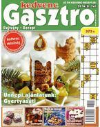 Kedvenc Gasztro rejtvénylap 2016/8