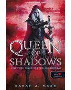 Queen of Shadows - Árnyak királynője (Üvegtrón 4.) - KÖTÖTT