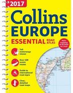Collins Európa atlasz 2017