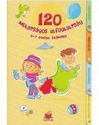 120 Mulatságos elfoglaltság 5-7 éveseknek