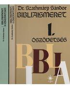 Bibliaismeret I-II.