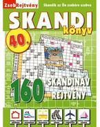 ZsebRejtvény SKANDI Könyv 40.