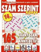 ZsebRejtvény SZÁM SZERINT Könyv 14.