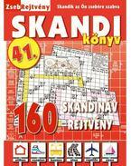 ZsebRejtvény SKANDI Könyv 41.