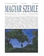 MAGYAR SZEMLE - 2017. ÁPRILIS