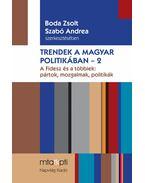 Trendek a magyar politikában 2. - ÜKH 2017