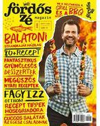 Fördős Zé nyári magazin - 2017