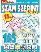 ZsebRejtvény SZÁM SZERINT Könyv 15.