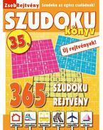 ZsebRejtvény SZUDOKU Könyv 36.