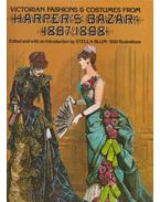 Victorian Fashions & Costumes from Harper's Bazar