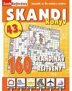 ZsebRejtvény SKANDI Könyv 43.