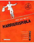 KARRIERISKOLA CD-VEL  HVG KÖNYVEK