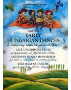 Régi magyar táncok gyermek vonószenekarra, ad libitum ütőhangszerekkel (partitúra és szólamok)