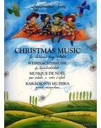 Karácsonyi muzsika gyermek-vonószenekarra (partitúra és szólamok)