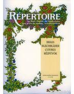 Répertoire zeneiskolásoknak - Rézfúvók (tenorharsona, bariton, tuba vagy tenorkürt)